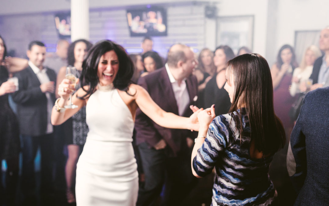 """Booking the """"Best. Party. EVEr."""" at Eve Event Space is a breeze"""