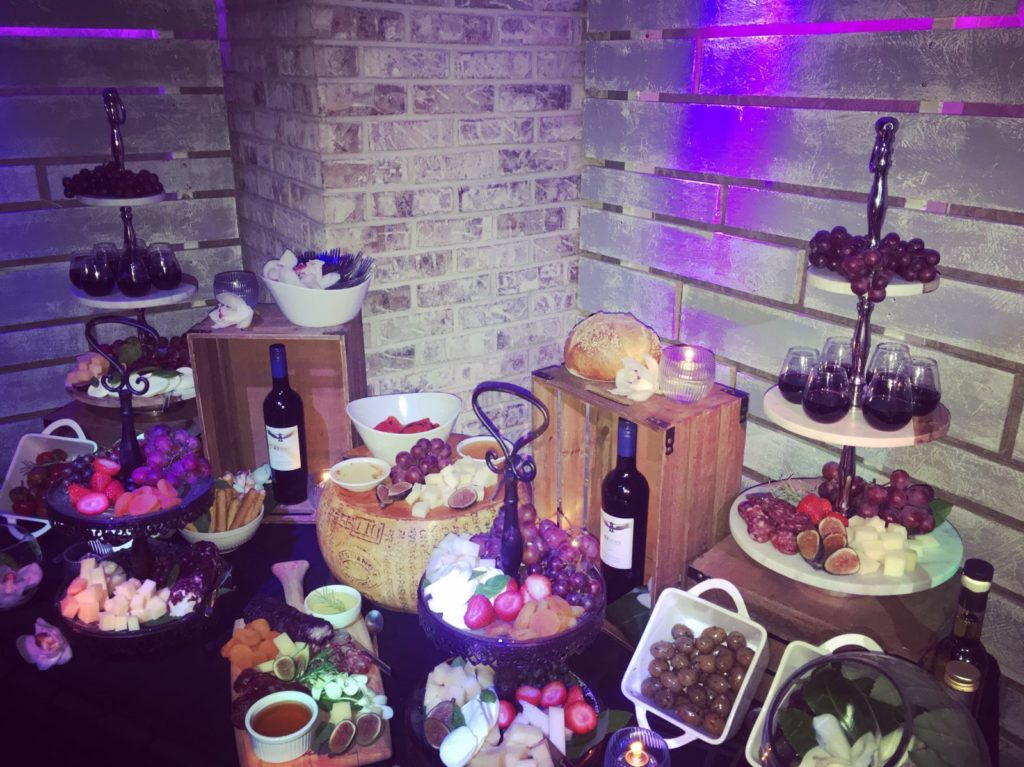 Wine and cheese catering Staten Island
