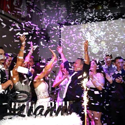 confetti blast cannons for parties