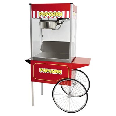party popcorn machine rentals