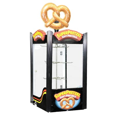 rotisserie pretzel machines for parties