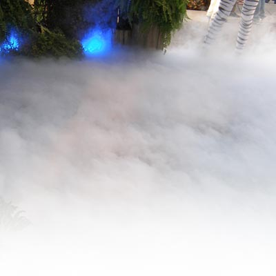 cloud machines for events and parties