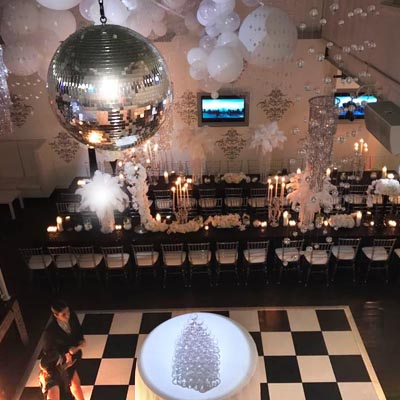 1920s great gatsby theme party